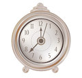 Free Isolated Old Clock Royalty Free Stock Photo - 36501885