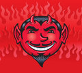 Free Smiling Devil Royalty Free Stock Image - 36504826