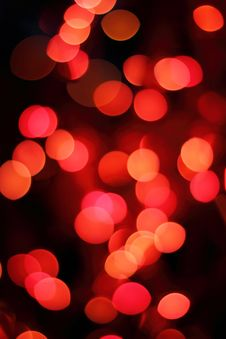 Free Red Bokeh Stock Images - 36500144