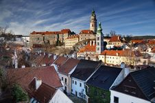 Free Cesky Kromlov, Czech Republic. Stock Photo - 36504590