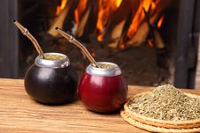 Free Hot Mate In Calabashes Stock Photo - 36505430