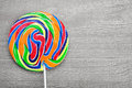 Free Spiral Lollipop Royalty Free Stock Image - 36511916