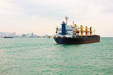 Free Cargo Ship Stock Photos - 36515013