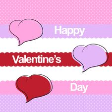 Free Happy Valentines Day Stock Images - 36519514