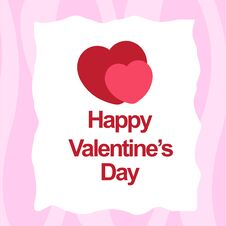 Free Happy Valentines Day Stock Image - 36519691