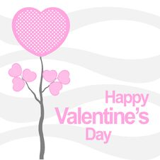 Free Happy Valentines Day Royalty Free Stock Photo - 36519855