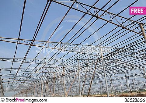 Free Construction. Royalty Free Stock Image - 36528666