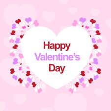 Free Happy Valentines Day Royalty Free Stock Photo - 36520005