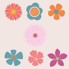 Free Pastel Flower Stock Image - 36522741