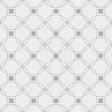 Free Black And White Seamless Geometric Pattern Stock Photography - 36524032