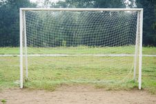 Free Football Goal Stock Photo - 36524300
