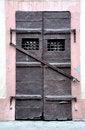 Free Vintage Metal Door Stock Photos - 36533243