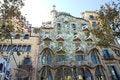 Free Barcelona. The Casa Batllo. Royalty Free Stock Image - 36533366