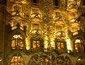 Free Barcelona. The Casa Batllo. Royalty Free Stock Photos - 36535058