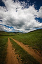 Free Mongolian Road Royalty Free Stock Photography - 36536617
