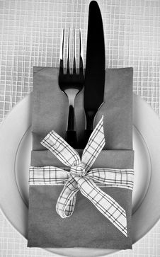 Free Table Setting Royalty Free Stock Images - 36532239
