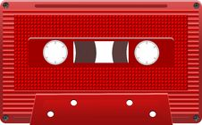 Free Vector Audio Cassettes Eps8 Stock Photography - 36534632