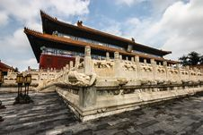 Free The Forbidden City Royalty Free Stock Photography - 36536807
