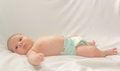 Free Baby On White Stock Photos - 36546603