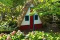 Free Madeira Island. Classic Triangular House. Stock Photography - 36548512