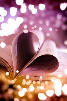 Free Love Reading Royalty Free Stock Image - 36543506