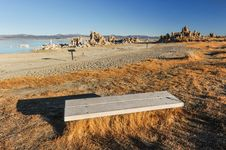 Free Mono Lake Tufa Formations At Sunrise Royalty Free Stock Photography - 36544377
