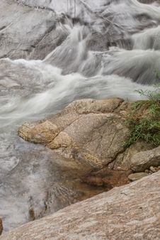 Free Landscape With A Mountain River Stock Photo - 36548050