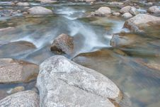 Free Landscape With A Mountain River Stock Photos - 36548723