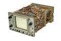 Free Old Oscilloscope. Royalty Free Stock Photos - 36557318