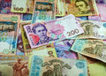 Free Ukrainian Money Stock Photography - 36559642