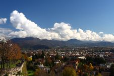 Free Bergamo In Autumn Stock Photos - 36552503