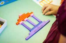 Free Classes In Kindergarten Royalty Free Stock Image - 36556696