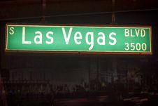 Free Las Vegas Boulevard Royalty Free Stock Images - 36558539