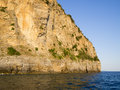 Free Huge Sea Cliff Royalty Free Stock Photos - 36560018