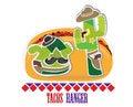 Free Tacos Royalty Free Stock Photos - 36568828