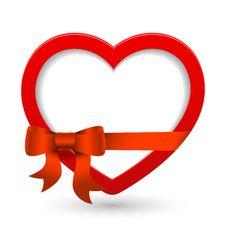 Vector Heart. Stock Photo