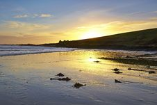Free Howe S Strand, Kilbrittain, Co. Cork, Ireland Royalty Free Stock Images - 36564339