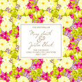 Free Wedding Card Stock Photography - 36573102