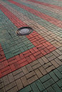 Free Ranks Of Paving Tiles Royalty Free Stock Photos - 36574268