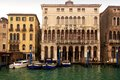Free Buildings In The Grand Canal Royalty Free Stock Photo - 36576195