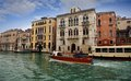 Free Buildings In The Grand Canal Stock Image - 36576401