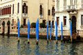 Free Buildings In The Grand Canal Stock Image - 36576451