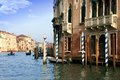 Free Buildings In The Grand Canal Stock Image - 36576541