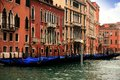 Free Buildings In The Grand Canal Royalty Free Stock Photo - 36576825