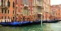 Free Buildings In The Grand Canal Royalty Free Stock Image - 36576986