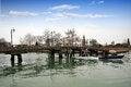 Free Bridge In Burano Royalty Free Stock Photography - 36578977