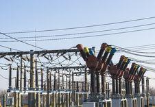 Free Power Station Stock Photo - 36572020
