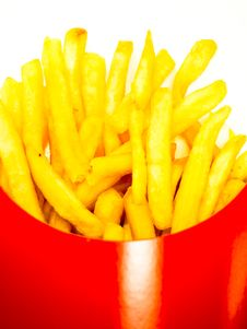 Free French Fries Stock Image - 36572981