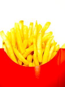 Free French Fries Stock Images - 36573014