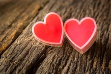 Free Red Heart Stock Photo - 36573150